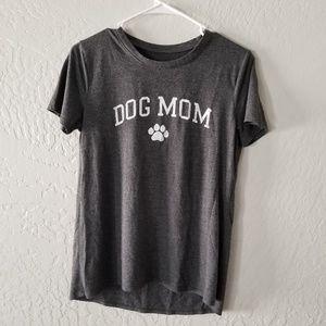 Tops - Dog Mom Shirt Size Medium
